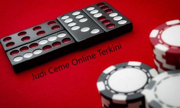 Judi Ceme Online Terkini