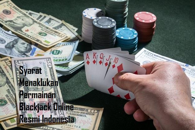 Lakukan Daftar Situs Blackjack Online Resmi